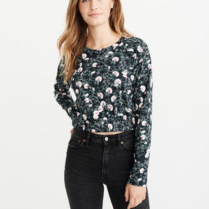 Abercrombie & Fitch Femme T-Shirt Long Sleeved top